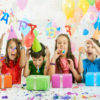 Special Dance Birthday Parties!